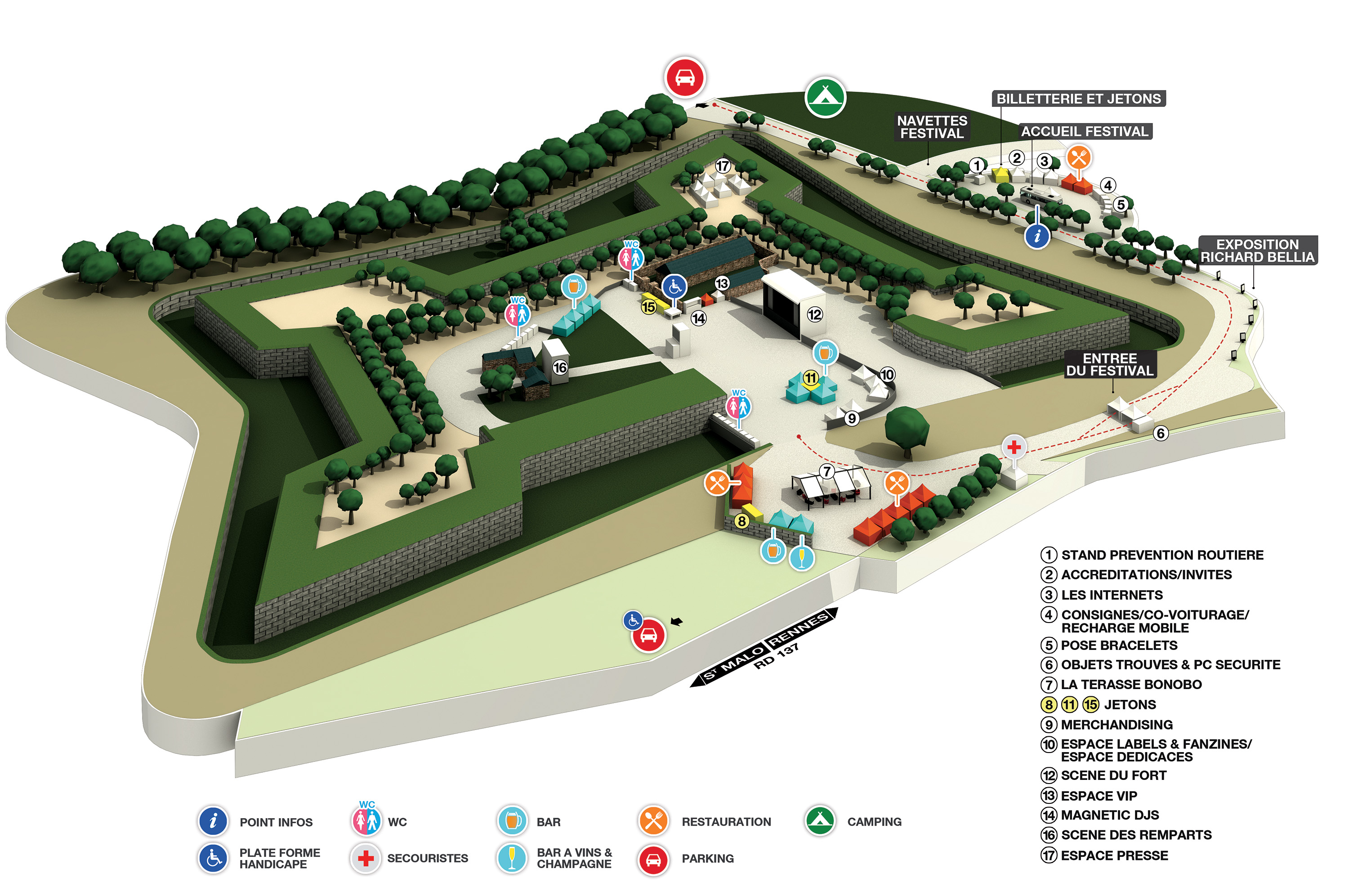 route-du-rock-2015-plan