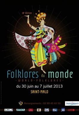 folklores du monde 2013